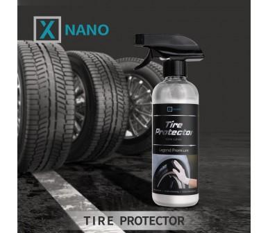 엑스나노 자동차 타이어 코트 광택 보호 컨디셔너